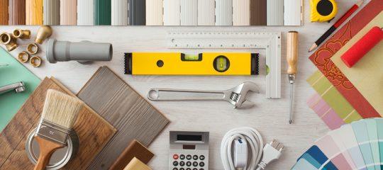 Réaliser des travaux de bricolage chez soi